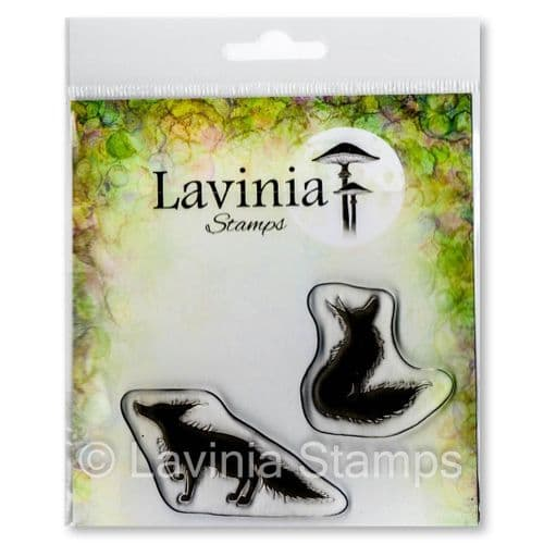 Fox Set 1- Lavinia Stamps (LAV635)